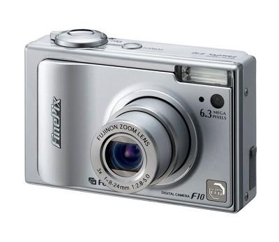 Finepix F10 Digital Camera