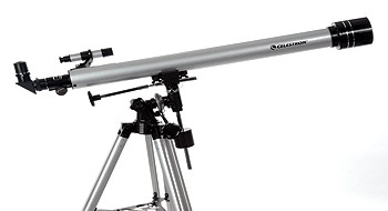 Powerseeker 60 EQ Telescope - OPEN BOX