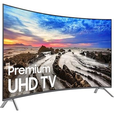 UN55MU8500FXZA 54.6` Curved 4K Ultra HD Smart LED TV (2017 Model)