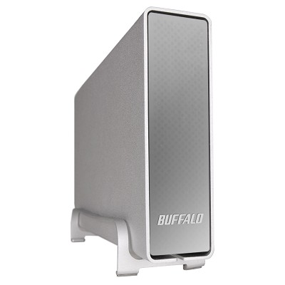 DriveStation Combo4 500 GB Desktop External Hard Drive USB 2.0