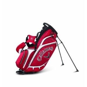RAZR Golf Stand Bag - Red