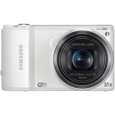 WB250F 14.2 MP SMART Camera - White