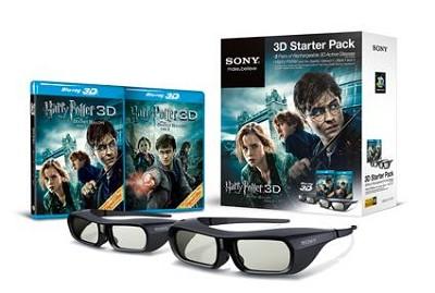 Harry Potter 3D Starter Kit