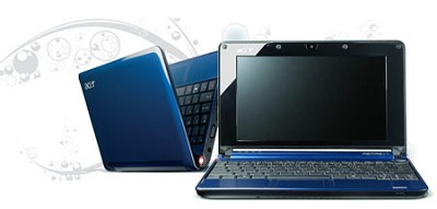 Aspire one  8.9-inch Netbook PC - (AOA150-1570)