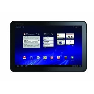 XOOM Android Tablet