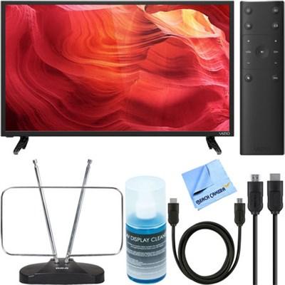 E55-D0 - 55-Inch 120Hz SmartCast E-Series LED HDTV with RCA ANT111Z Antenna Kit
