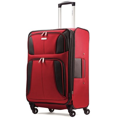 Aspire XLite 29-Inch Upright Expandable Spinner Luggage (Red) 74571-1726