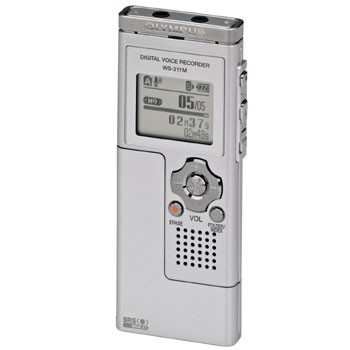 WS-311M DIGITAL RECORDER