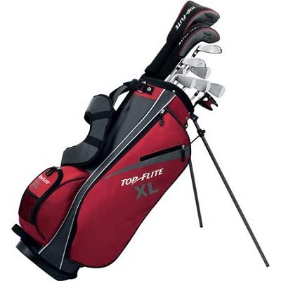 Top Flite XL 12 Piece Men's Golf Set - Right Hand 40601441107