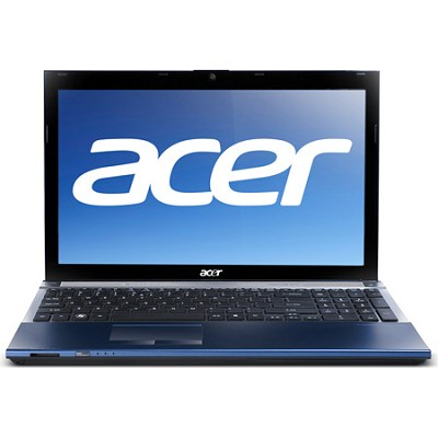 Aspire TimelineX AS5830TG-6402 15.6` Blue Notebook PC - Intel Core i5-2410M Proc