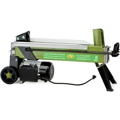 Sun Joe Logger Joe 15 AMP 5 Ton Electric Log Splitter