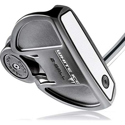 White Ice 2-Ball 34` Right Hand Putters 73030952534