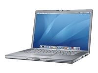 15.4` MacBook Pro Notebook 2GHz Intel Core Duo, 1GB DDR2, DVD?RW, Mac OS X
