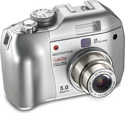 C-5000 ZOOM Digital Camera