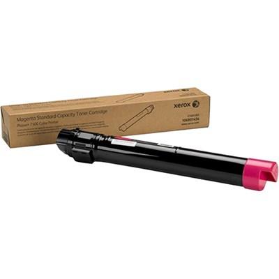 Magenta Standard Capacity Toner Cartridge for Phaser 7500 - 106R01434