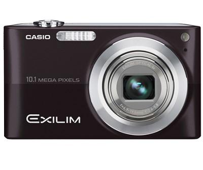 Exilim EX-Z200 10.1MP Digital Camera with 2.7` LCD (Black)