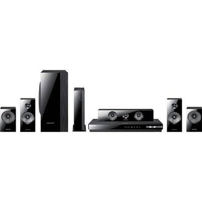 HT-E5500W 3D Blu-ray 5.1 Home Theater System w/ Wi-Fi & Wireless Rear Speakers