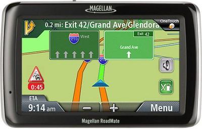 RoadMate 2045 Portable Car GPS Navigation System - OPEN BOX