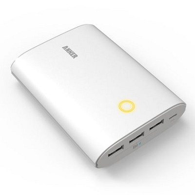 2nd Gen Astro3 12000mAh External Battery Charger w/ PowerIQ (White) 79AN7904S-WA