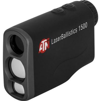 LaserBallistics1500, Laser range Finder 1500m w/ Bluetooth - LBLRF1500B