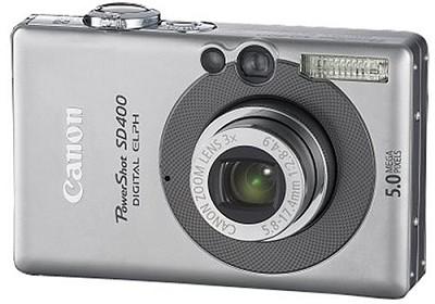 Powershot SD400 Digital ELPH Camera