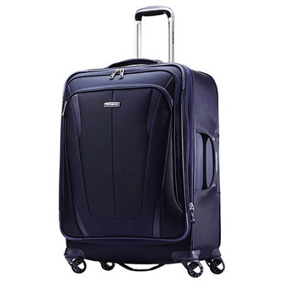 Silhouette Sphere 2.0 25-Inch Spinner Softside, Twilight Blue - 63096-1886