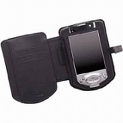 Fitted Leather Compaq Ipaq Case