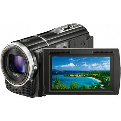 HDR-PJ10 Handycam 16GB Full HD Projector Camcorder