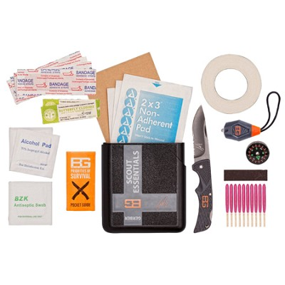 Bear Grylls Scout Essentials Survival Kit