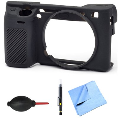Sony A6300 Silicone Protection Cover Bundle Black