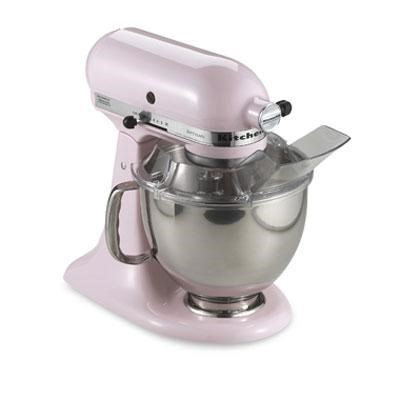 Artisan Series 5-Quart Tilt-Head Stand Mixer in Pink - KSM150PSPK