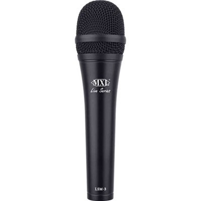 Live Series Dynamic Cardioid Microphone - LSM-3