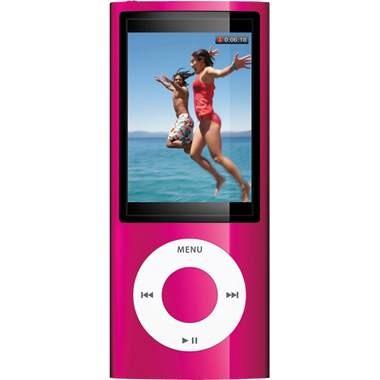 iPod Nano 16GB MP3 Player and Media Player (Pink)