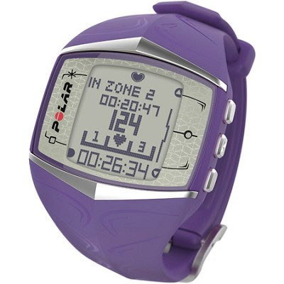 FT60 Heart Rate Monitor - Lilac (90047370)
