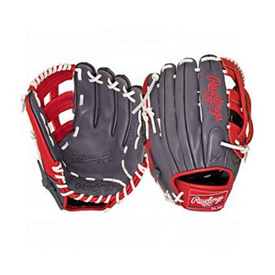 Rawlings Gamer XLE Series 12.75` Baseball Glove, Left Hand Throw