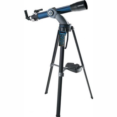 20099 - 102mm Refractor Telescope With Audiostar - Torn Box