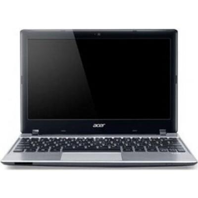 Aspire V5-131-2449 11.6` Notebook - Intel Celeron Mobile 847B Processor (Silver)