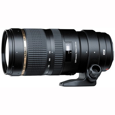 SP 70-200mm F/2.8 DI VC USD Telephoto Zoom Lens For Canon EOS - OPEN BOX