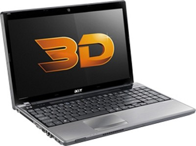 Aspire AS5745DG-3855  Core I5 3D Notebook