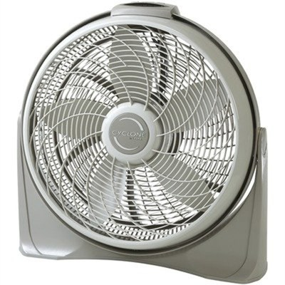 3542 20-inch Cyclone Fan with Remote Control - OPEN BOX