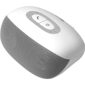 Loudspeak'r Hands Free Bluetooth Stereo Speaker BTS01 (White) Loudspeaker