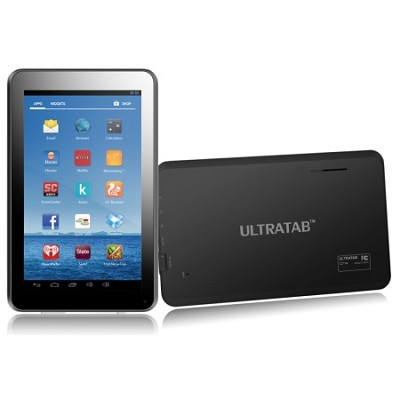 UltraTab 7 inch Android 4.2 Jelly Bean Tablet with Built in Camera