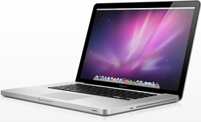MacBook Pro (17 ` 2.53GHz/2x2GB/500GB/SD/HR-GLSY) English