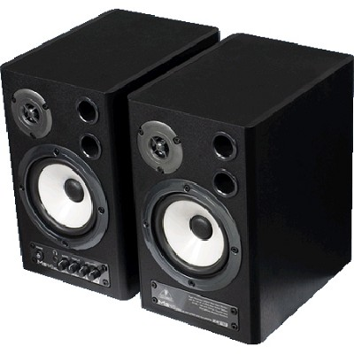 MS40 - Recording Studio Equipment - Digital Monitor Speakers - OPEN BOX