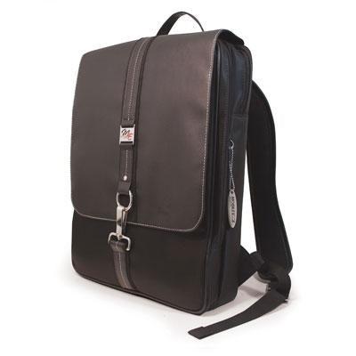 16` Paris SlimLine Backpack in Black - MEBPW1-SL