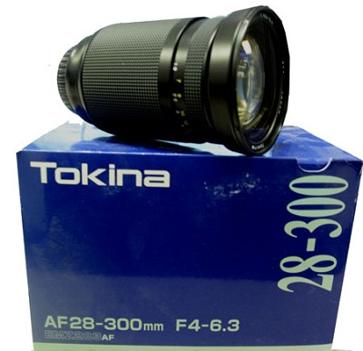 AF 28-300mm f4-6.3 for Minolta