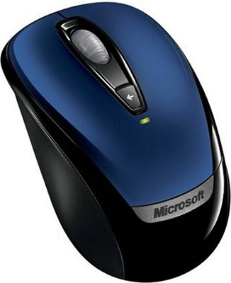 Wireless Mobile Mouse 3000 Blue