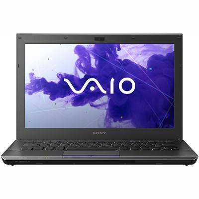 VAIO VPCSA3AFX 13.3` Notebook PC - Intel Core Core i5-2430M (Black)