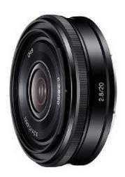 SEL20F28 E-mount 20mm F2.8 Prime Lens Refurbished Sony 1 Year Warranty