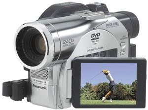 VDR-M70 DVD-R/DVD-RAM Digital Camcorder